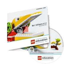 2000097 - Software e Caderno de Atividades – LEGO® Education WeDo™